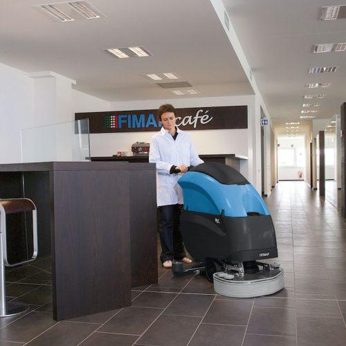 Fimap MX55 Schrobzuigmachine