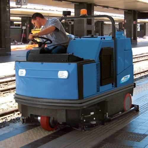 Fimap MG1300 Schrobzuigmachine